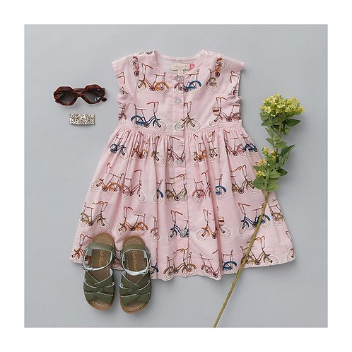 Pink Chicken | Bicycle Dress