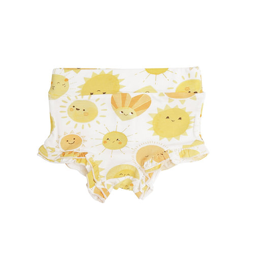 Angel Dear | Sunshine High Waist Shorts