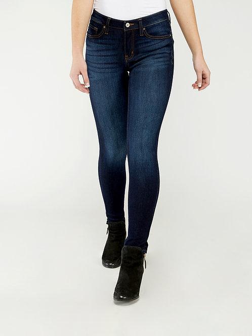 Kancan   Bennie Mid Rise Skinny Jeans