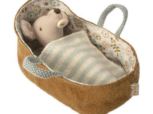 Maileg | Mouse in Carrycot