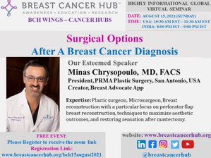 Surgical Options After A Breast Cancer Diagnosis