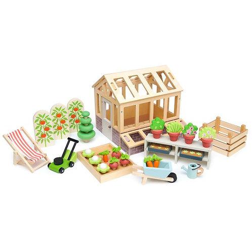 Tender Leaf | Greenhouse and Garden Set