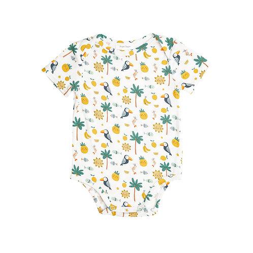 Angel Dear  Petite Tropical Bodysuit