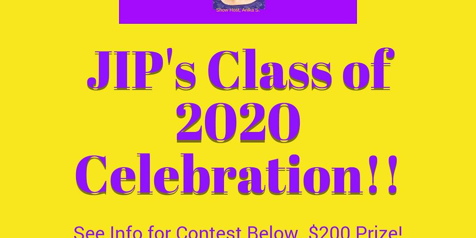 JIP's Class of 2020 Celebration