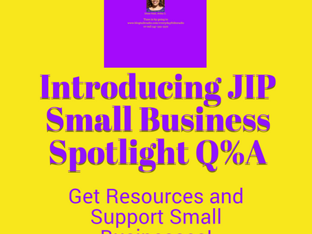JIP Small Business Spotlight Q&A