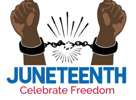 Celebrating Juneteenth and the Chains That Continue To Break Today