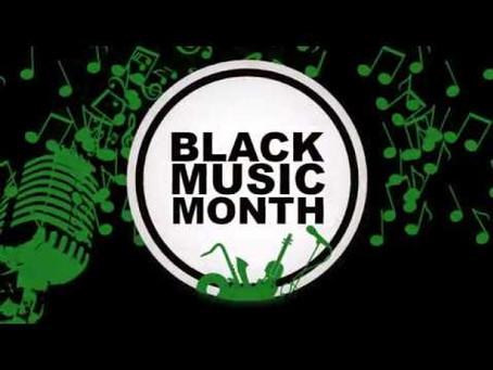 Happy Black Music Month