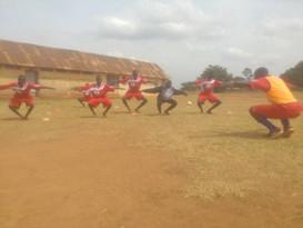 Soccer Training Feb'19