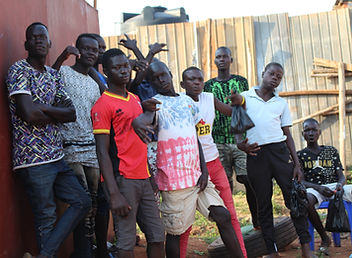 Group of Boys of CCU