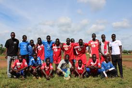 Torneo di calcio in settembre 2019