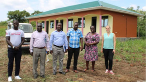 Completion of the CCU Rehabilitation Centre underway