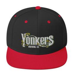 RED RIM HAT