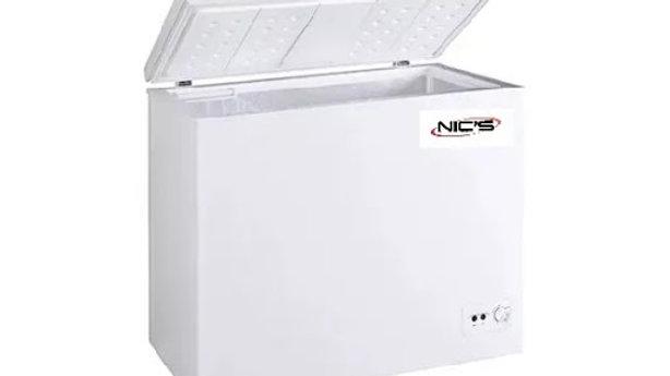 Freezer NIC'S NCFZ501A