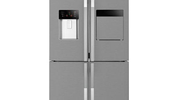 Refrigerador BEKO GNE 134631X