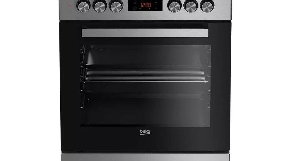Cocina BEKO FSM 62330 DTX