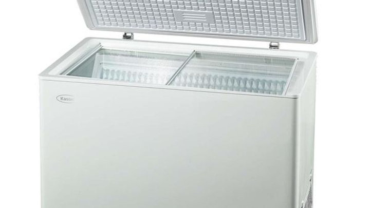 Freezer KASSEL KSFZ420