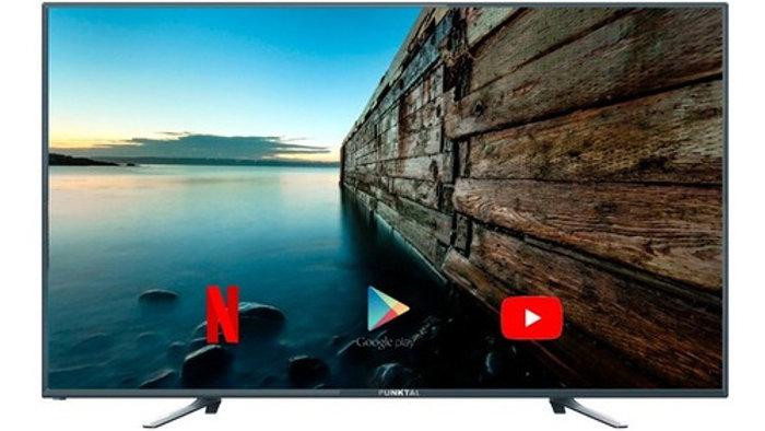 """Smart TV PUNKTAL 65"""" PKSDI65"""