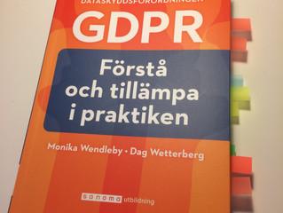 GDPR - ett projekt för IT eller........?