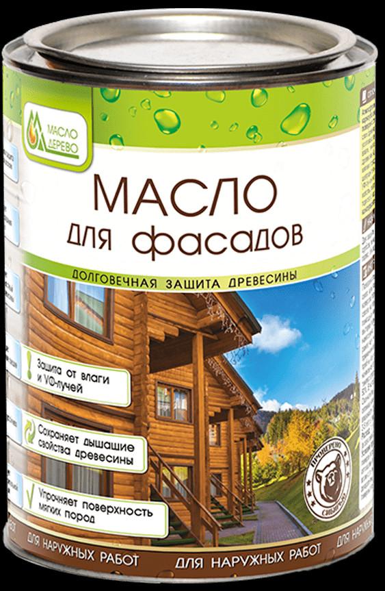 масло для дерева для наружных