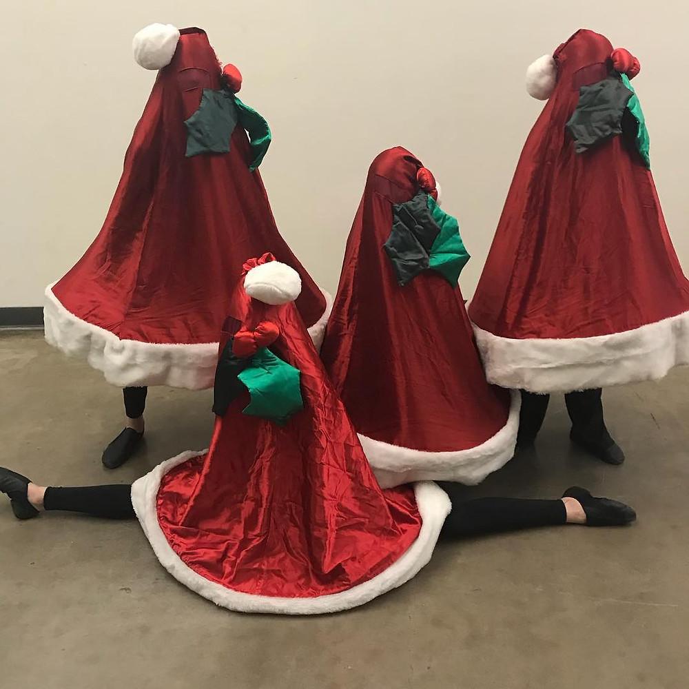 G Crew - Santa Hats