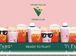 The YiFang UK Tea & Tennis Club