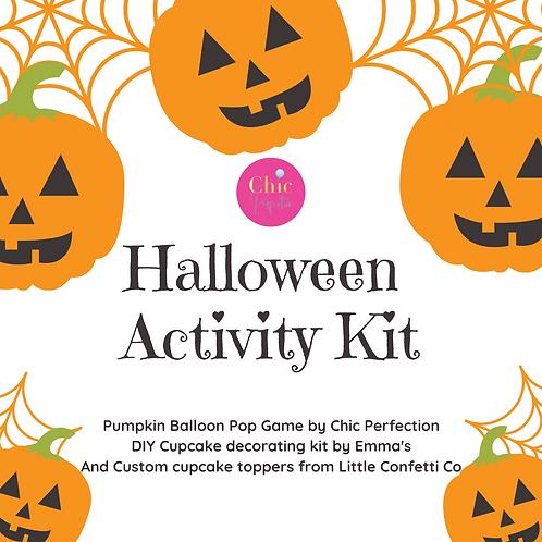 Halloween Activity Kits-Cold Lake