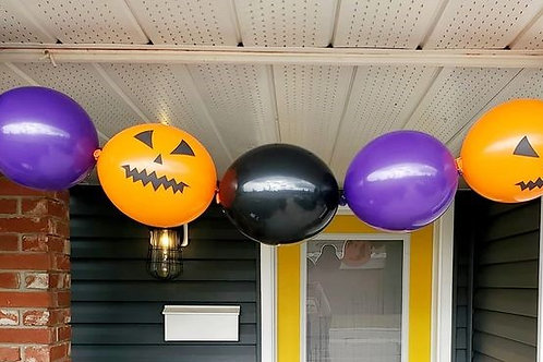 10ft Halloween Balloon Strand