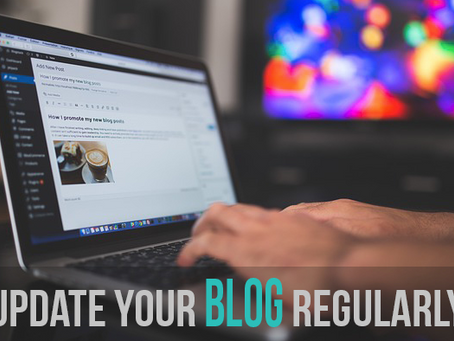 Easy Ways to Keep Your Blog Updated