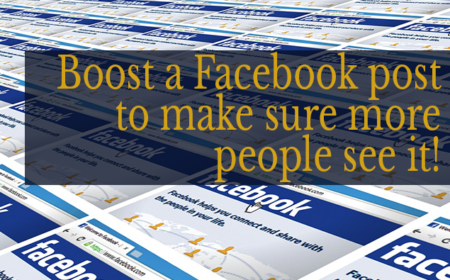These days, Facebook ads are an integral part of just about any marketing campaign. However, like Google and other search engines, Facebook uses algorithms that ultimately determine the number of people your post will reach. Just like you can pay for a Google ad, you can also boost a Facebook post to make sure more people see it. Here's what you need to know.