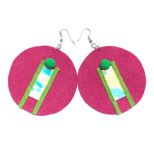 #electric earrings