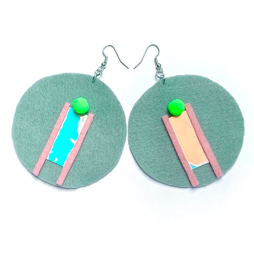#electric earrings