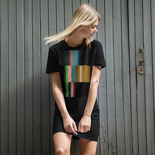 Organic Cotton T-Shirt Dress   Print Art by Magdalucca