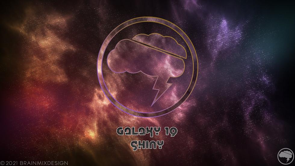Shiny Galaxy