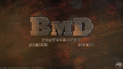 BMD | SteelLettering