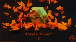 Broken Object #3