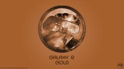Galaxy 12 | Gold Galaxy