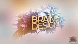 Abstrakt Brain