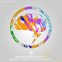 Splattered Logo 3 | SBG