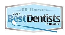 Honolulu Magazine's Best Dentists for 2017