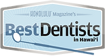 Honolulu Magazine Best Dentists Logo