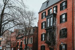 Beacon Hill, Boston   spring 2018