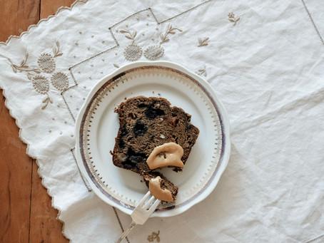 receita | bolo de banana perfeito