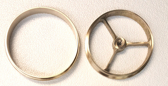 5 inch Wheel and Ring