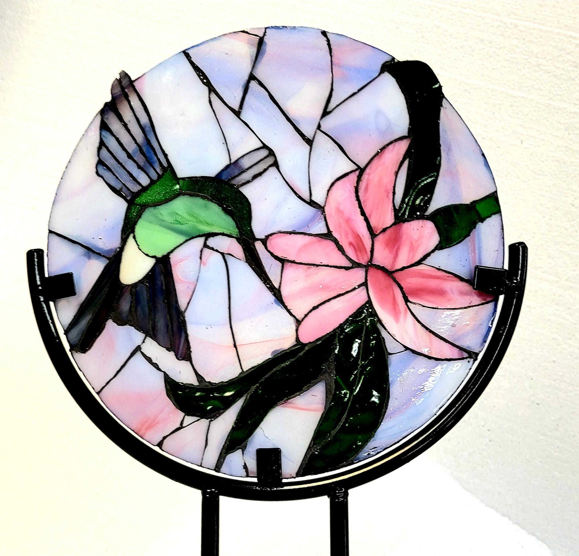 Mosaic Garden Stake - FULL!