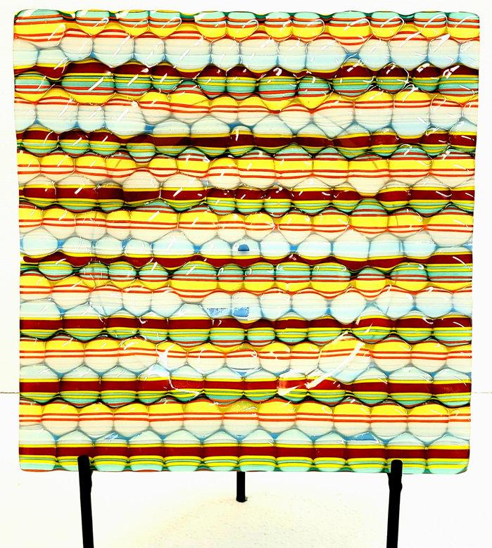 Optical Illusion Plate 2.0