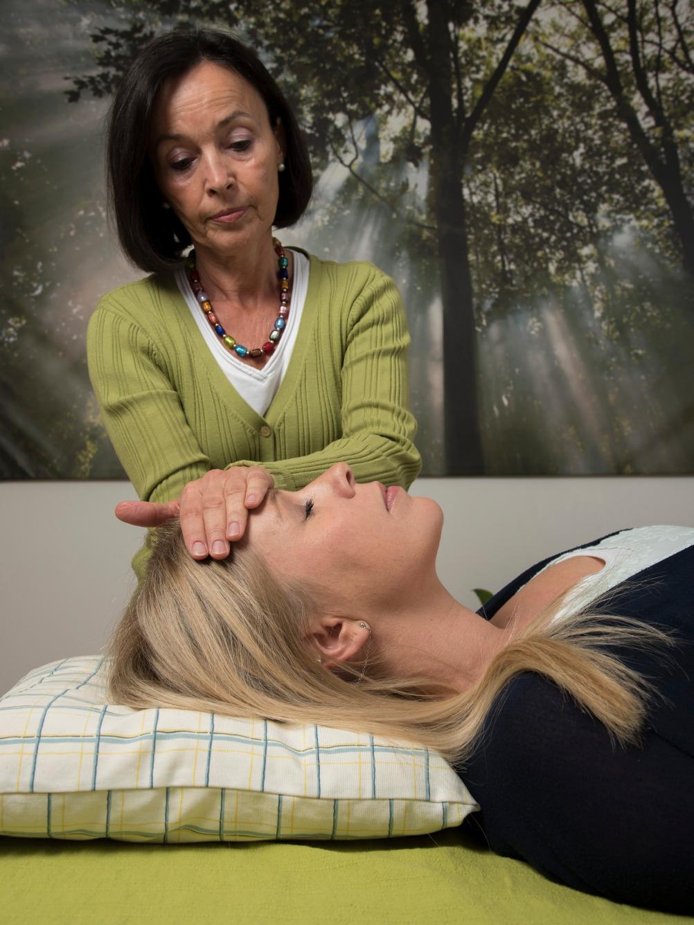 Cranio Sacrale Verbindung zum Körper