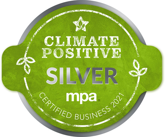 Industries first ever Sustainability awards Suzi Gardner is credited with a Silver award