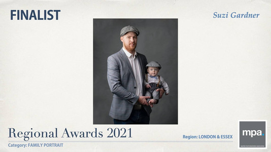 2021 Master Photographer association Regional Awards
