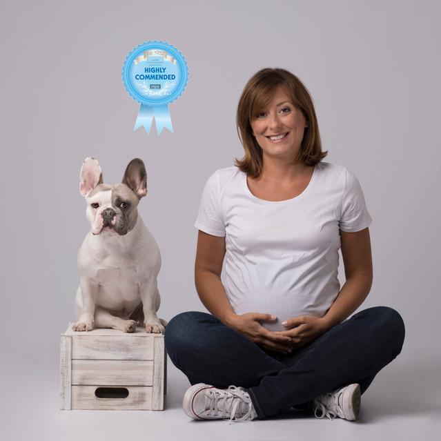 Stunning location Maternity portrait
