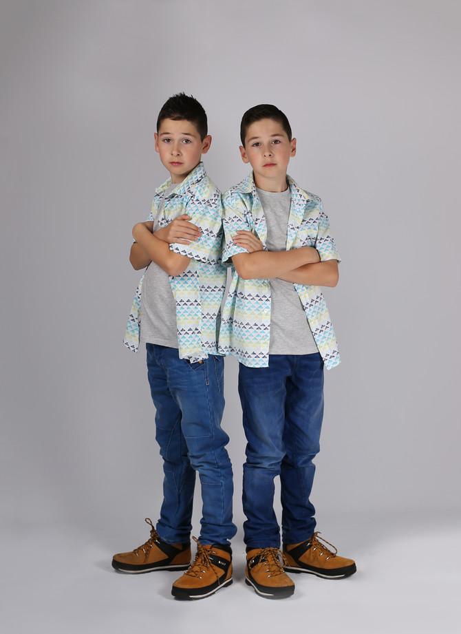 Twins the bond